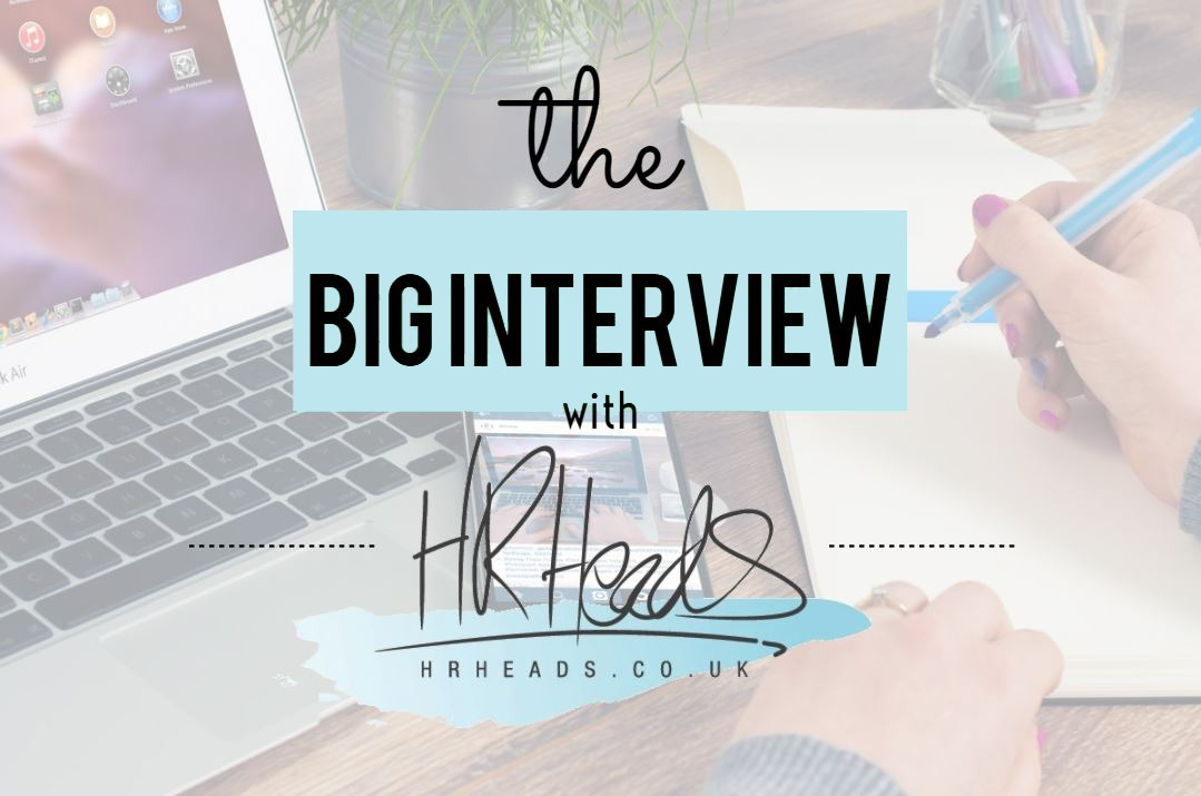 HR blog. The Big Interview series with HR influencers