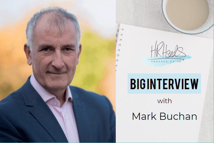 Agile Transformation: HR insight, Mark Buchan
