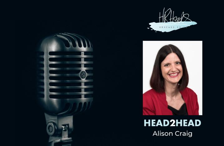 Image of Alison Craig on the Head2Head