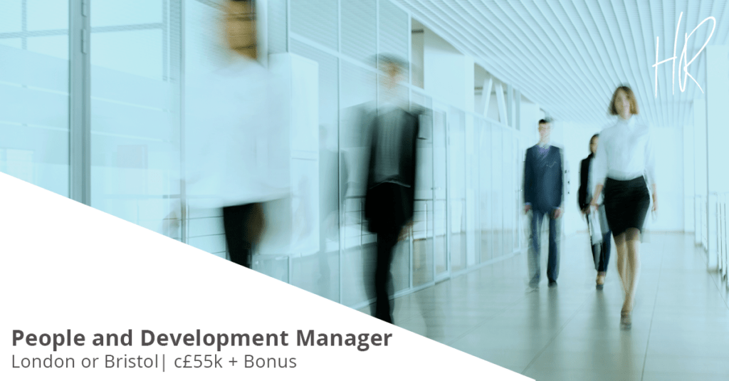 Image to go with the People and Development Manager Role HR Heads is recruiting