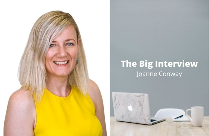 Image of Joanne Conway from EY